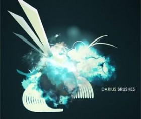 Darius Photoshop Brushes