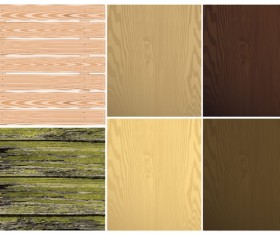Wood grain background design elements