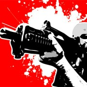 Link toShooting people vector graphic