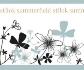 Stilok summerfield Photoshop Brushes