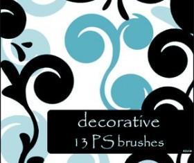 decorative Photoshop Brushes