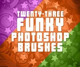Funky Photoshop Brushes