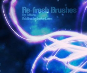 Refresh Photoshop Brushes
