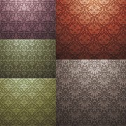 Link toDecorative pattern background vector art