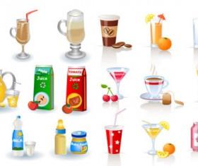 Different Beverage elements
