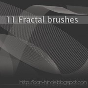 Link toFractals photoshop brushes