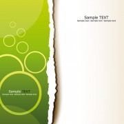 Link toHand tore background design vector