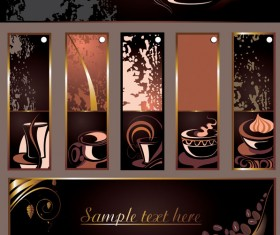Coffee style vector Graphic