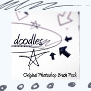 Link toCreative doodles photoshop brushes