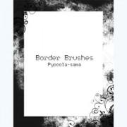 Link toBorder brushes for photoshop