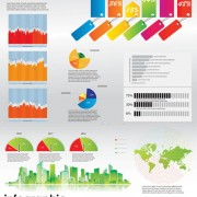 Link toStatistical chart vector art
