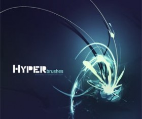 Hyper Photoshop Brushes
