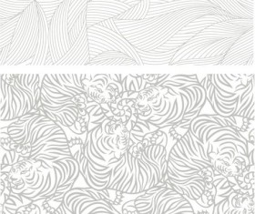 Colorless shading pattern vector