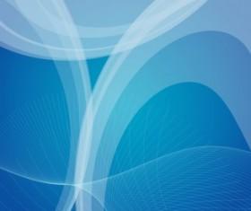 Blue Backgrounds design vector art