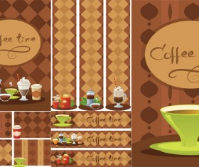 CoffeeTime vector