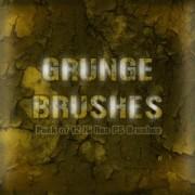 Link toGrunge wall brushes  photoshop brushes