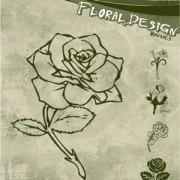 Link toFloral design photoshop brushes