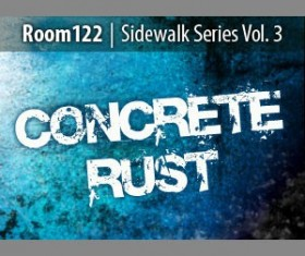 Concrete Rust: Free High Res Photoshop Brushes