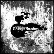 Link toGrunge brush set photoshop brushes