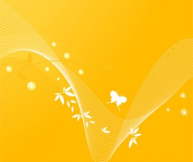 Curve design vector backgrounds