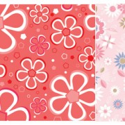 Link toBeautiful decorative pattern background vector graphic