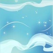 Sky dream background vector