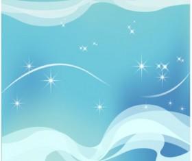sky dream background vector