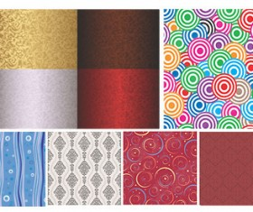 commonly used Decorative pattern 2