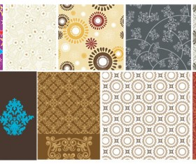commonly used Decorative pattern 4