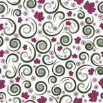 commonly used Decorative pattern background vector