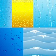Link toWater related background vector