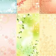 Link toDream wedding background art vector
