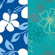 Link toBeautiful flower background design vector