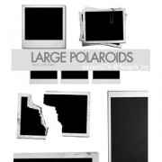 Link toLarge polaroid photoshop brushes