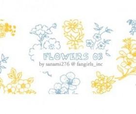 flower Photoshop Brushes