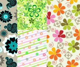 Cute Decorative pattern background art vector