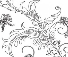 Floral Ornaments 02 vector art