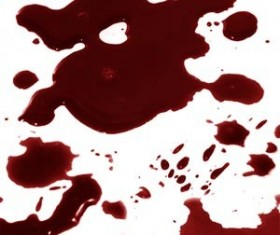 Blood Photoshop Brushes