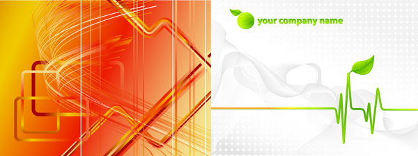 dynamic lines of the background vector material