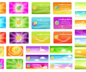 Fantasy style background 2 vector