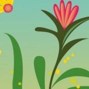 Link toCute cartoon floral vector
