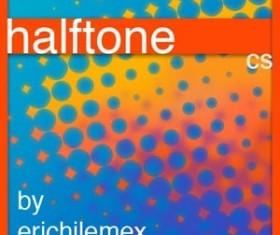 Halftone Photoshop Brushes