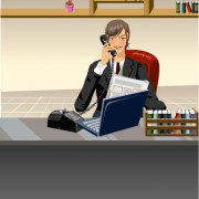 Link toStylish office people set 53 vector