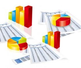 Statistical data form vector set