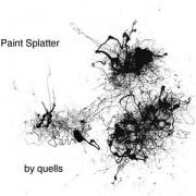 Link toPaint splatter photoshop brushes