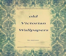 old victorian wallpapers Photoshop Brushes