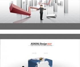 Digital information technology design elements