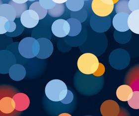 Dream light background vector