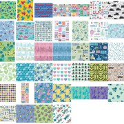 Link toLovely pattern background 4
