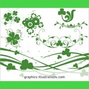 Link toSt. patrick's day themed photosh photoshop brushes